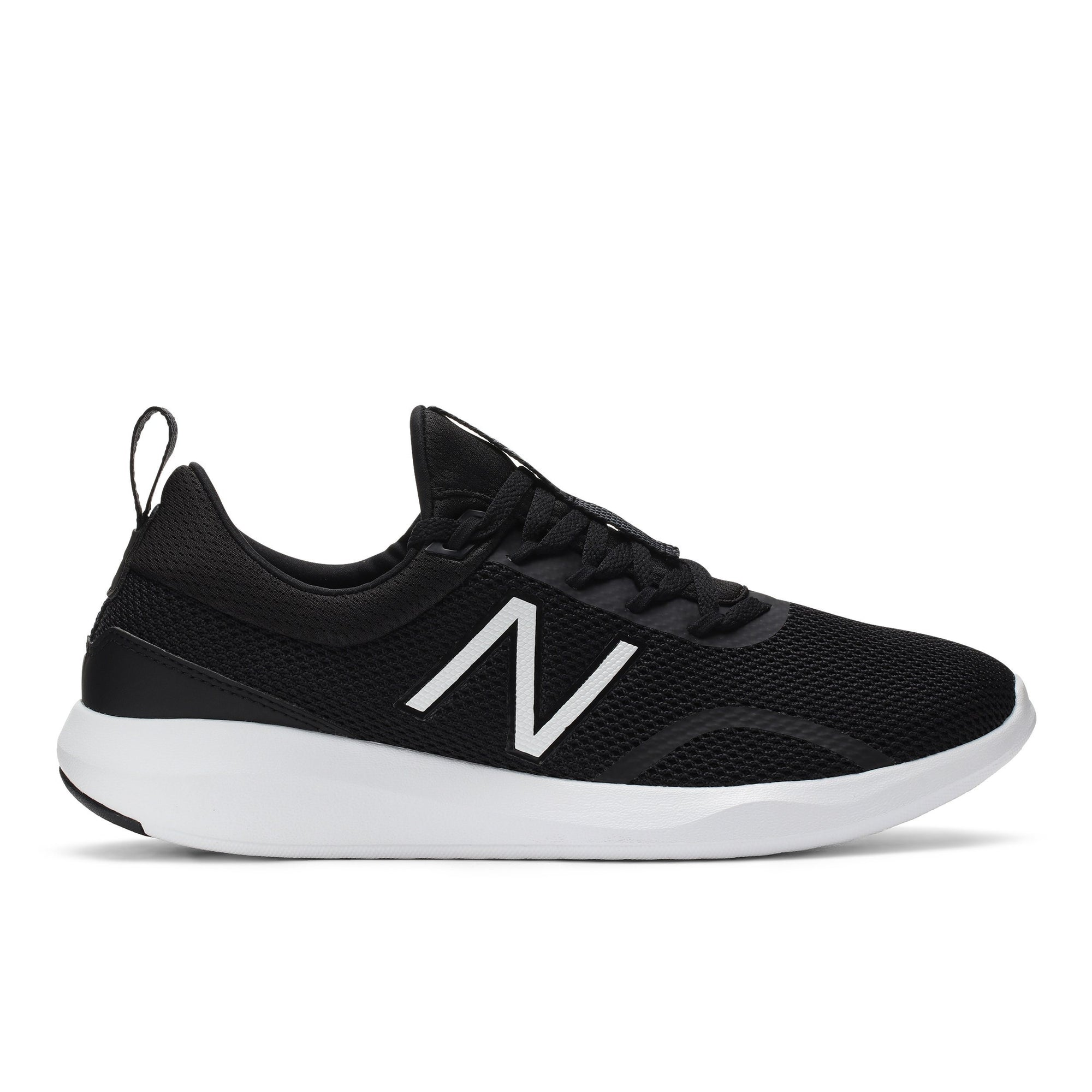 New Balance Mens Coast Ultra - Black/White SP-Footwear-Mens New Balance