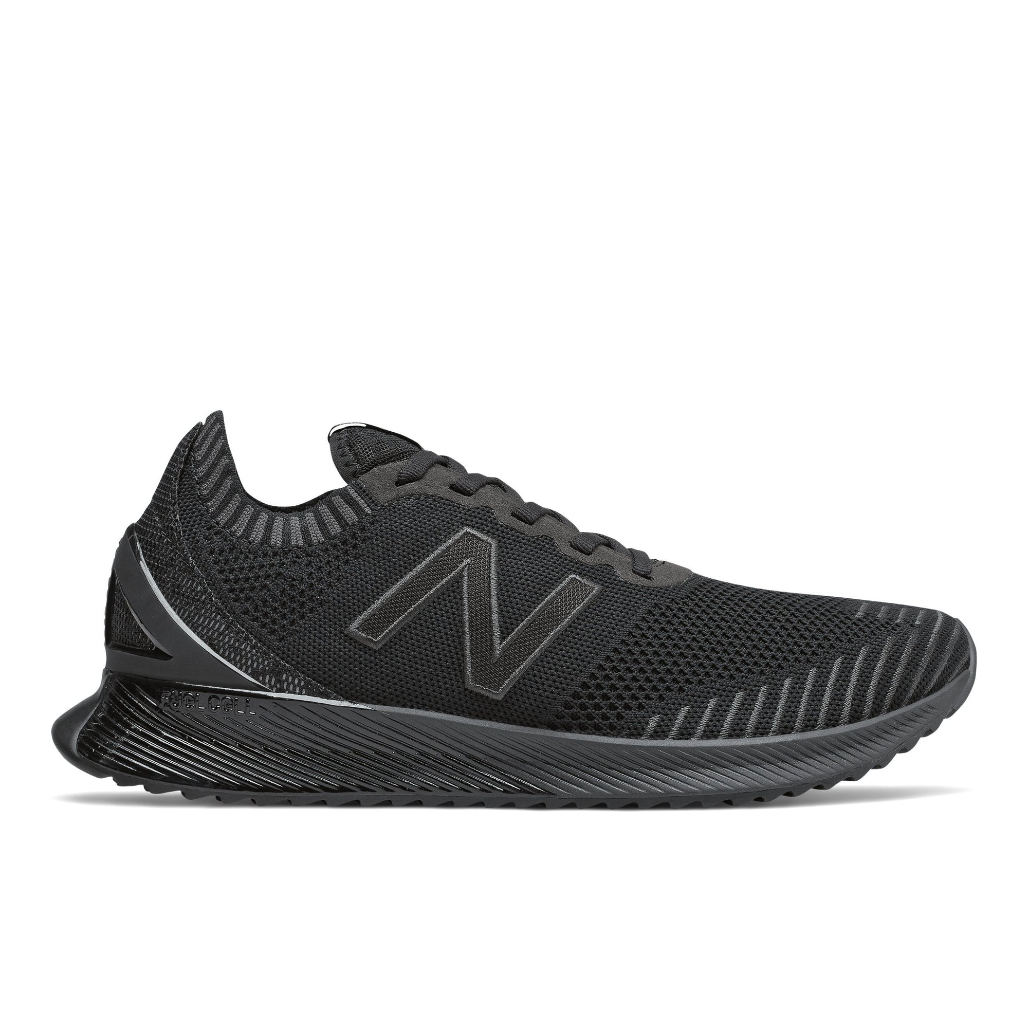 New Balance Mens FuelCell Echo - Triple Black SP-Footwear-Mens New Balance