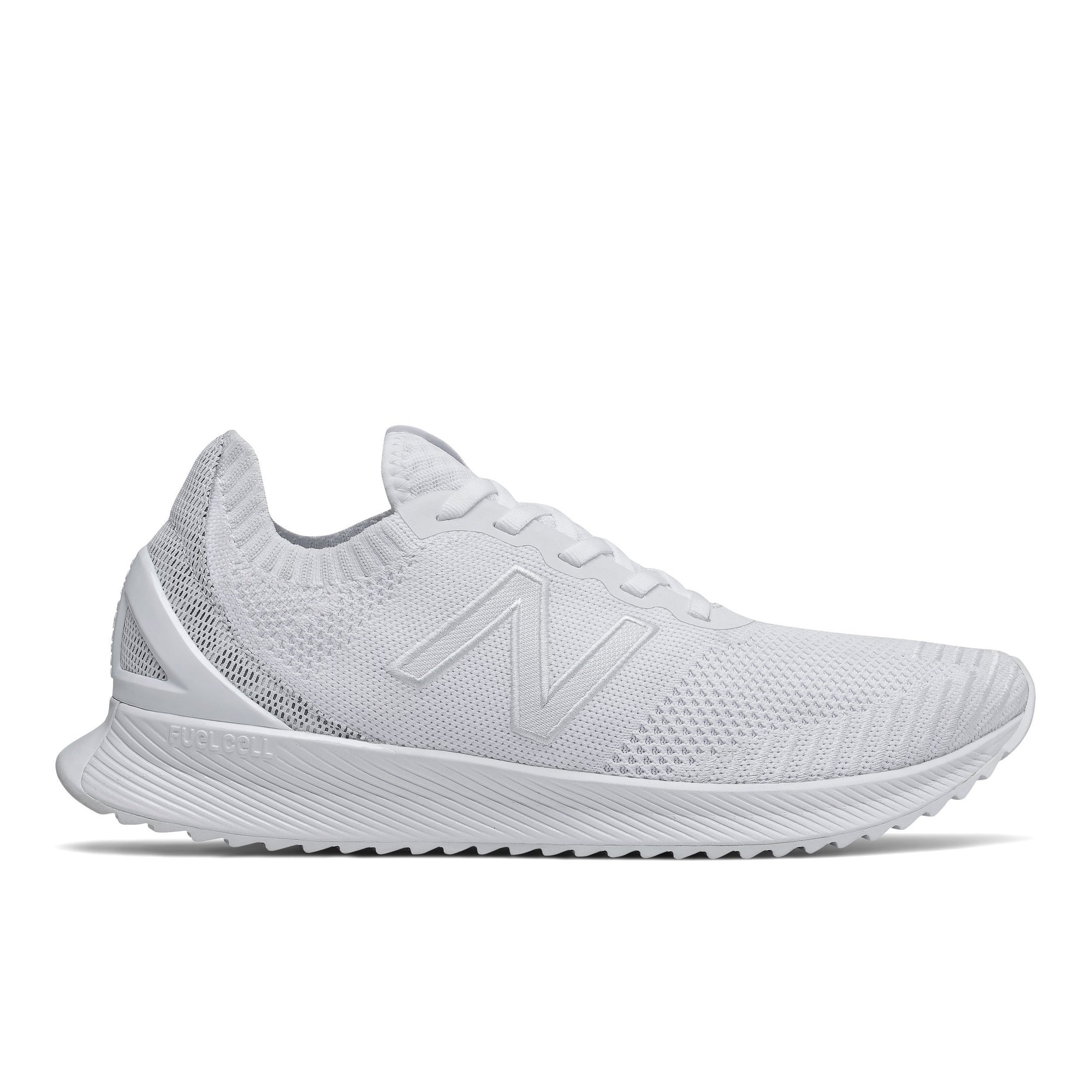 New Balance Mens FuelCell Echo - Triple White SP-Footwear-Mens New Balance