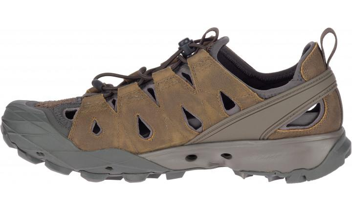 Merrell Choprock Leather Shandal - Boulder SP-Footwear-Womens Merrell