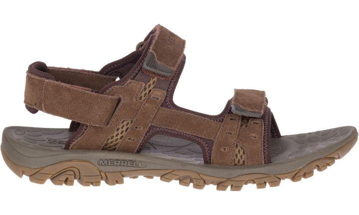 Merrell Men's Moab Drift 2 Strap - Brown SP-Footwear-Mens Merrell