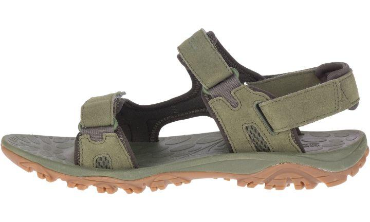 Merrell Men's Moab Drift 2 Strap - Olive SP-Footwear-Mens Merrell