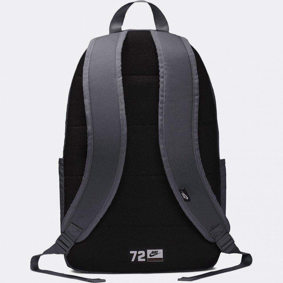 Nike Sportswear Elemental 2.0 Backpack - Dark Smoke/Bright Mango SP-Accessories-Bags Nike