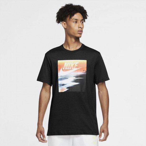 Nike Men's Sportswear Tee Summer Photo 3 - Black SP-ApparelTees-Mens Nike