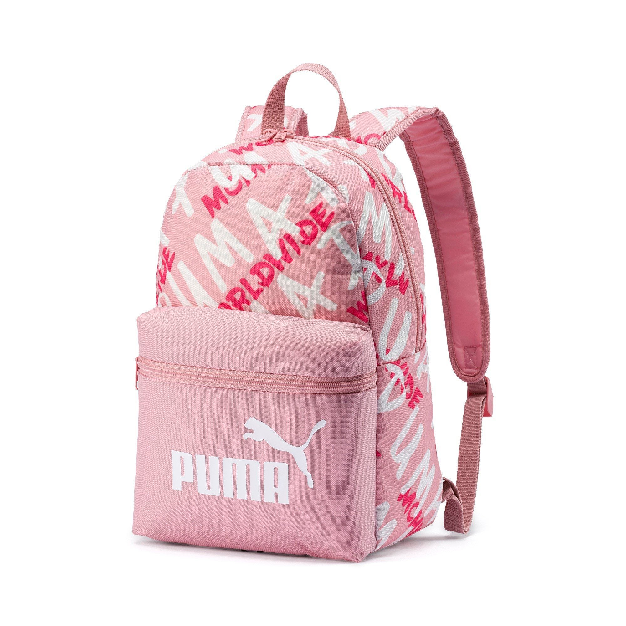 Puma Phase Small Backpack - Bridal Rose SP-Accessories-Bags Puma