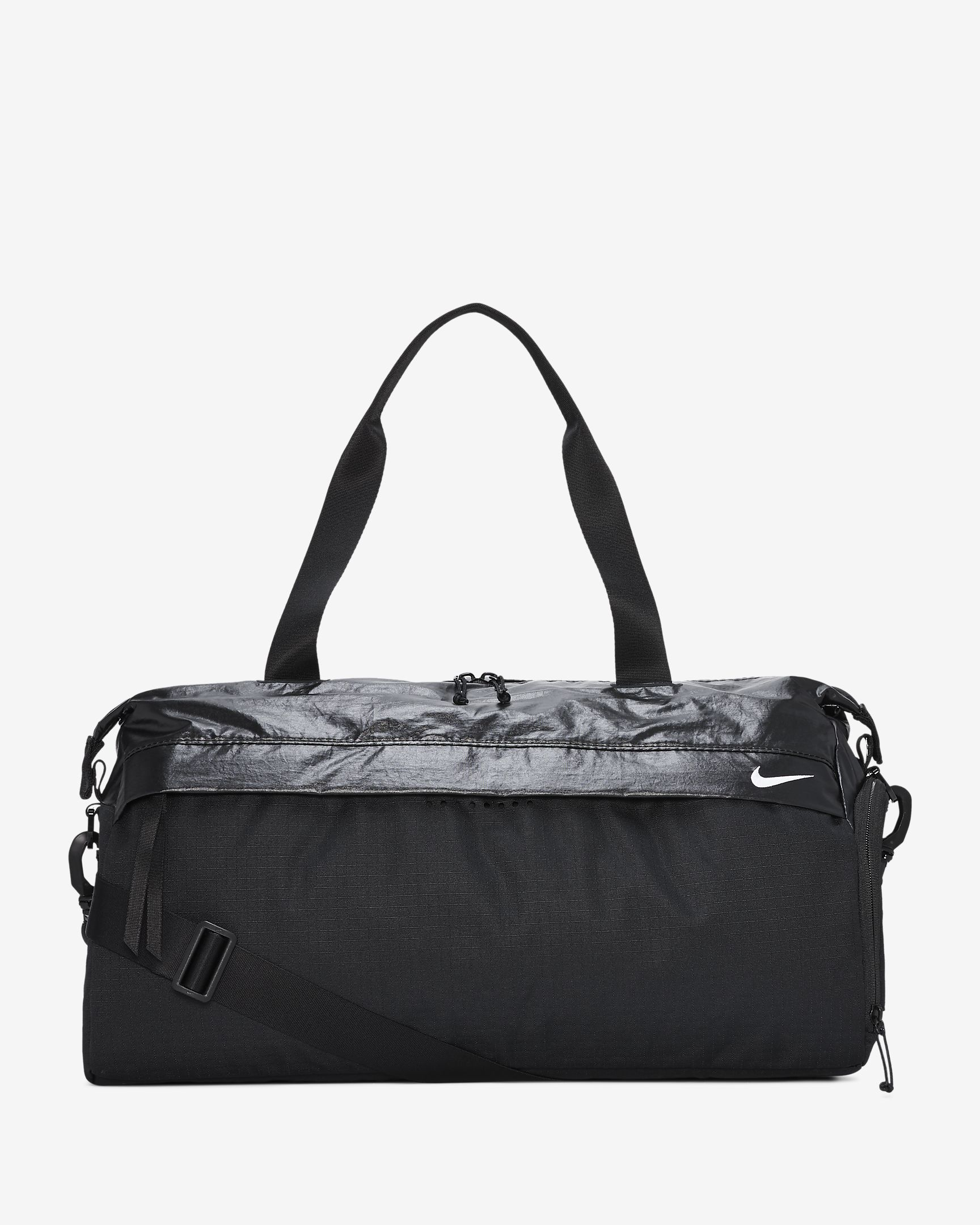 Nike Womens Radiate Club 2.0 Training Bag - Black/Black/White SP-Accessories-Bags Nike