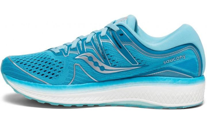Saucony Women's Triumph ISO 5 - Blue SP-Footwear-Womens Saucony