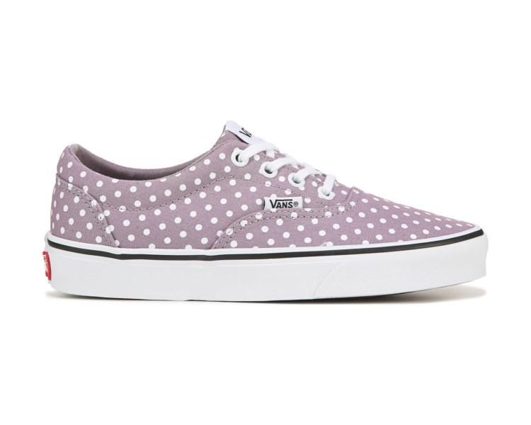 Vans Women's Doheny (Polka Dots) - Nirvana/White SP-Footwear-Womens Vans