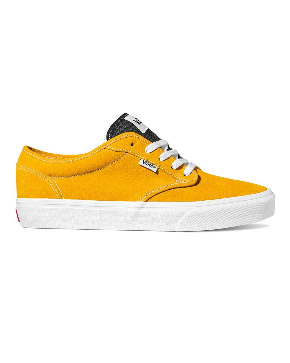 Vans Men's Atwood Retro Sport - Cadmium Yellow/White SP-Footwear-Mens Vans