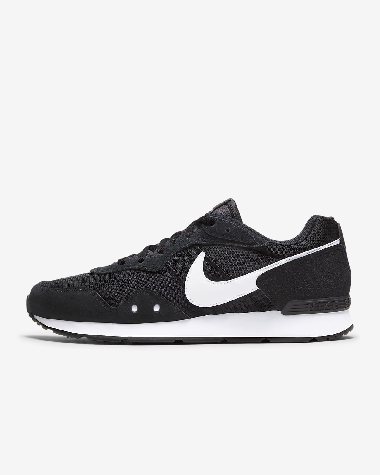 Nike Mens Venture Runner - Black/White SP-Footwear-Mens Nike