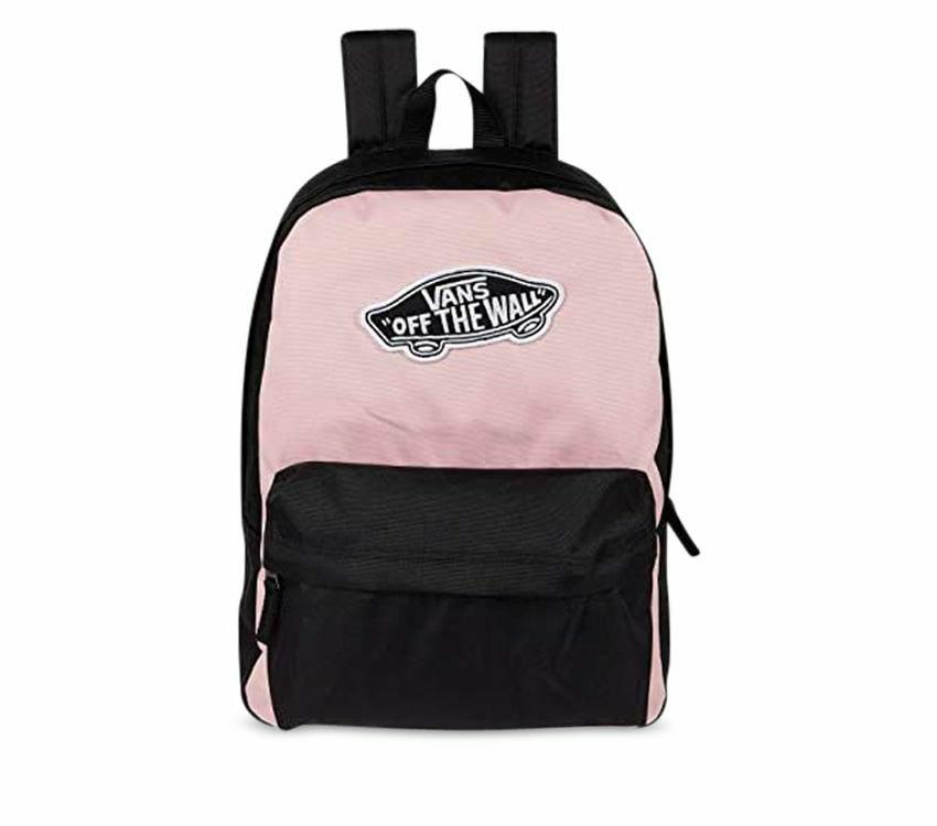 Vans Realm Backpack - Pink Icing SP-Accessories-Bags Vans