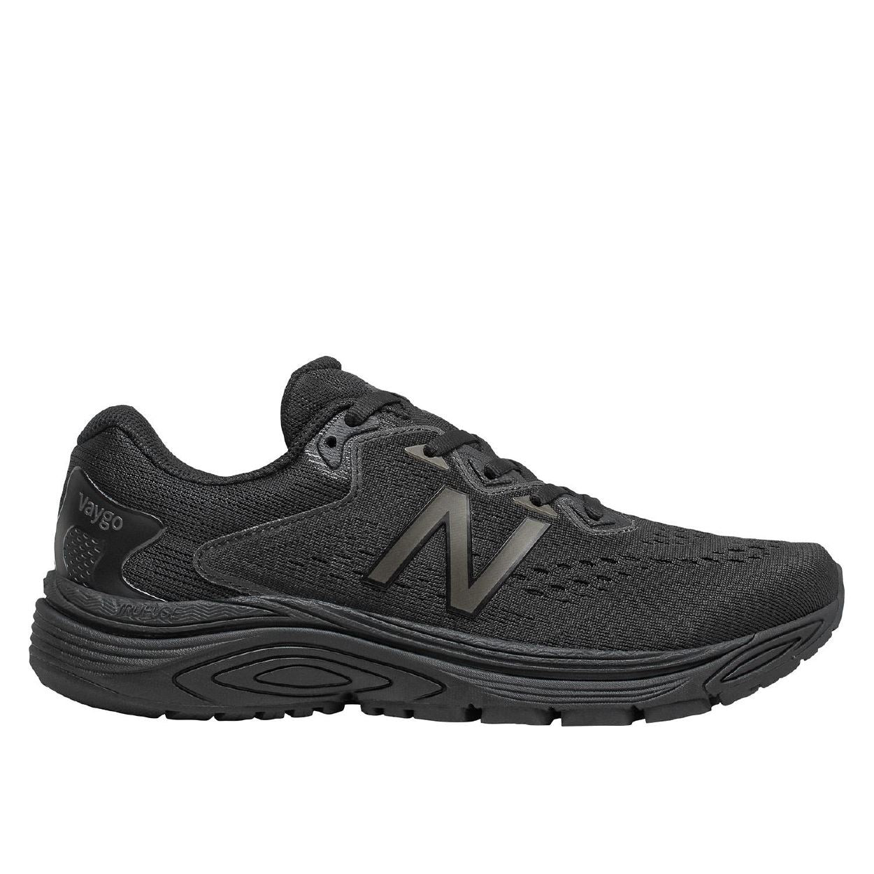 New Balance Women's Vaygo Running Shoe - Black/Black SP-Footwear-Womens New Balance
