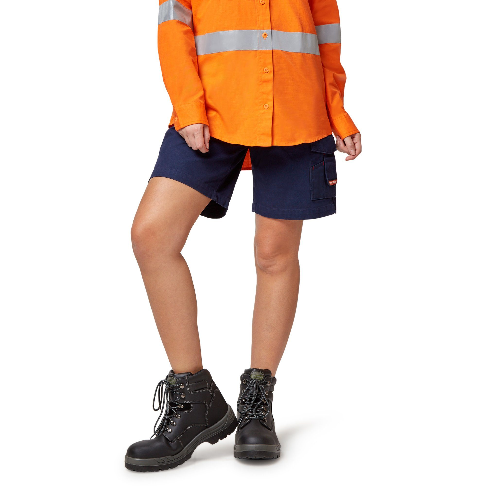 Hard Yakka Womens Legend Shorts Workwear Hard Yakka
