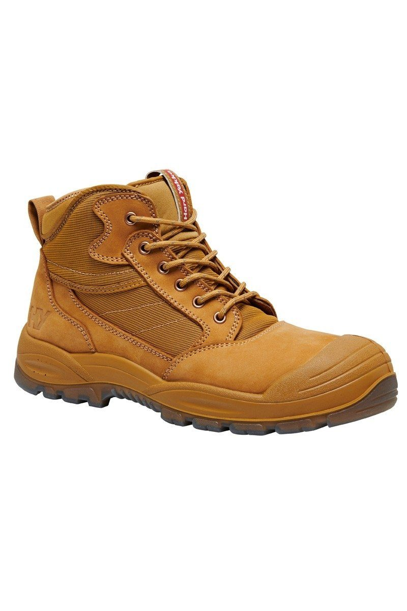 Hard Yakka Nite Vision Boot - Wheat