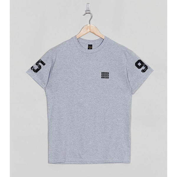 10 DEEP DXXP 95 T-SHIRT - GREY
