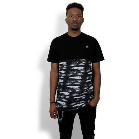 PROFIT X LOSS BITE T-SHIRT - BLACK