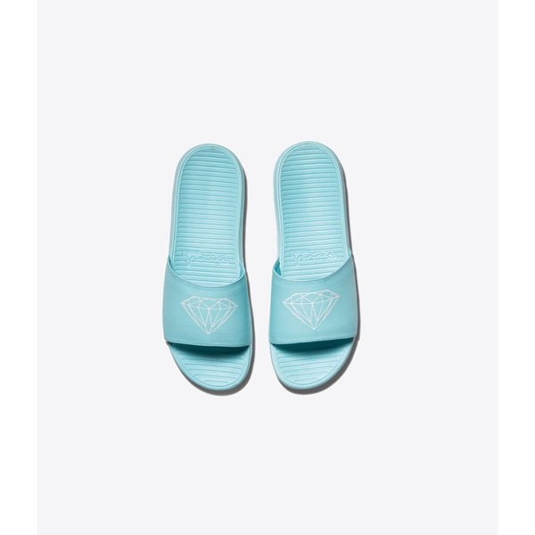 DIAMOND SUPPLY CO FAIRFAX SLIDES - DIAMOND BLUE