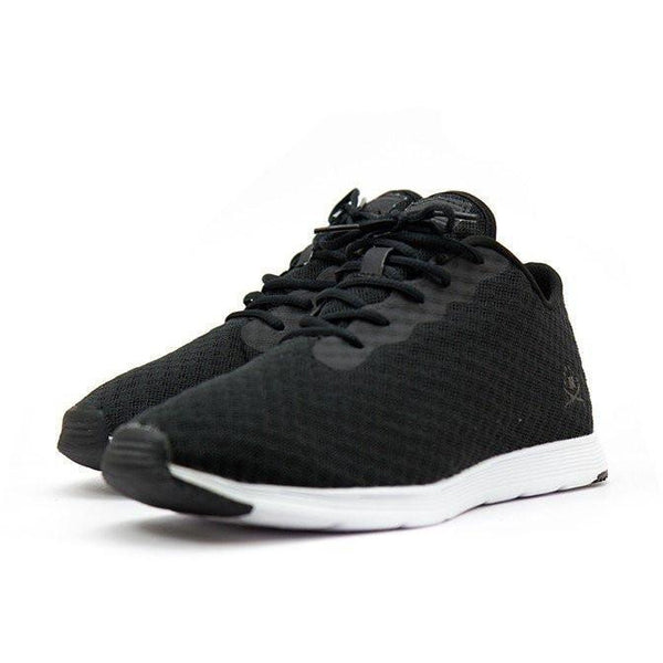 RANSOM FIELD LITE SHOES - BLACK/WHITE