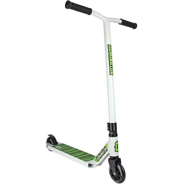 DOMINATOR CADET COMPLETE SCOOTER WHITE/WHITE