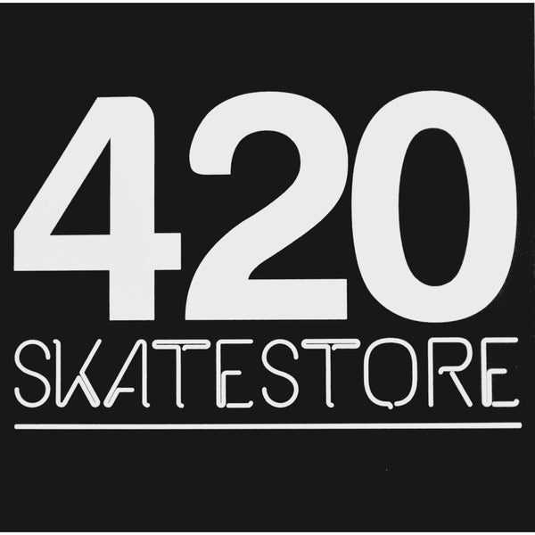 420 SKATESTORE STICKER