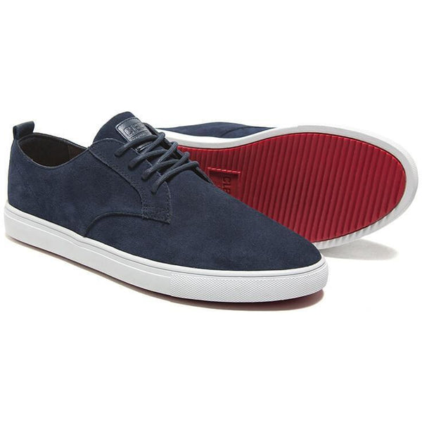 CLAE ELLINGTON SP SHOES - MIDNIGHT SUEDE