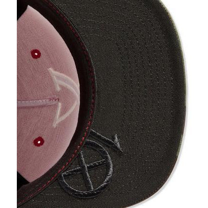 10 DEEP FALSE IDOLS HAT - RED