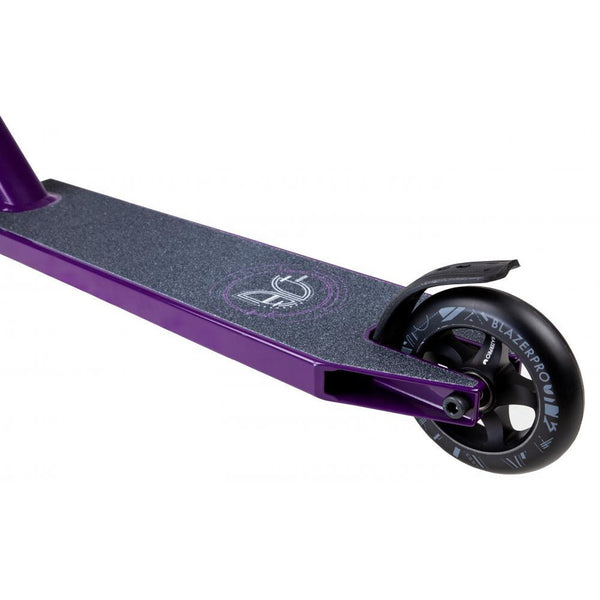 BLAZER PRO NEXUS COMPLETE SCOOTER PURPLE - 520MM