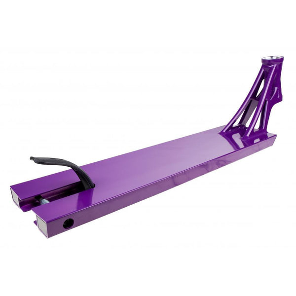 BLAZER PRO MATRIX SCOOTER DECK PURPLE - 520MM