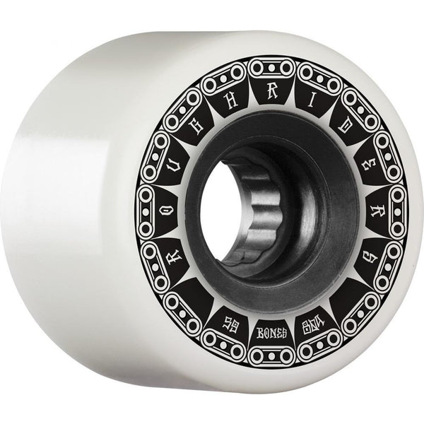 BONES ROUGH RIDERS TANK ATF SKATEBOARD WHEELS 59MM