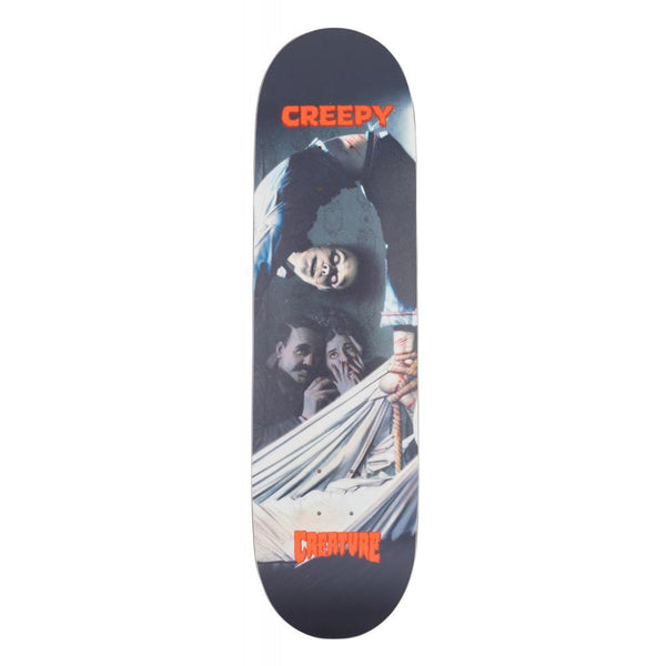 CREATURE EVERSLICK CREEPY PROSSESSED SKATEBOARD DECK MULTI - 8.5""