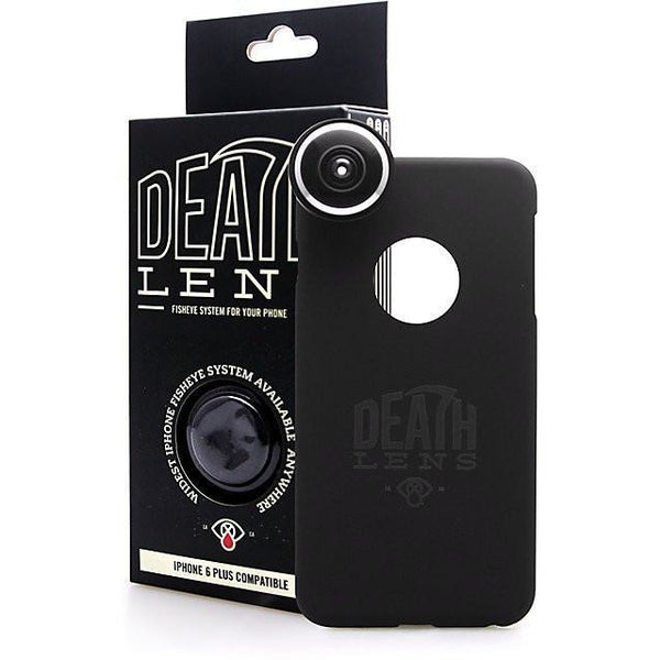 DEATH LENS FISHEYE PHONE CASE - IPHONE 6 PLUS