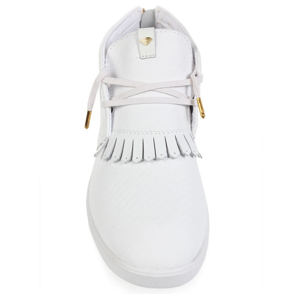 DIAMOND JASPER SHOES - WHITE CARBON