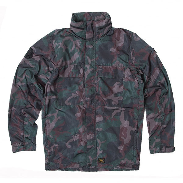 HUF BICKLE M65 TECH JACKET - CAMO