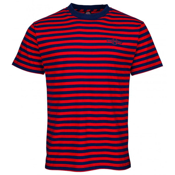 INDEPENDENT MELON T-SHIRT - NAVY/RED