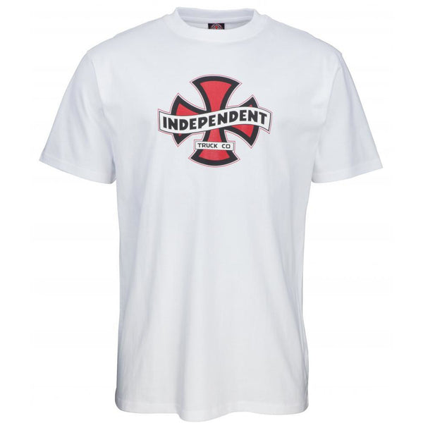 INDEPENDENT STREAMER T-SHIRT - WHITE
