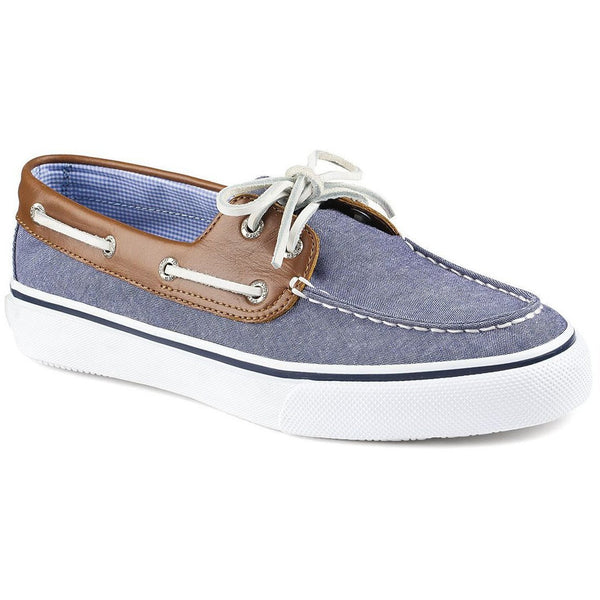 SPERRY BAHAMA SHOES - NAVY