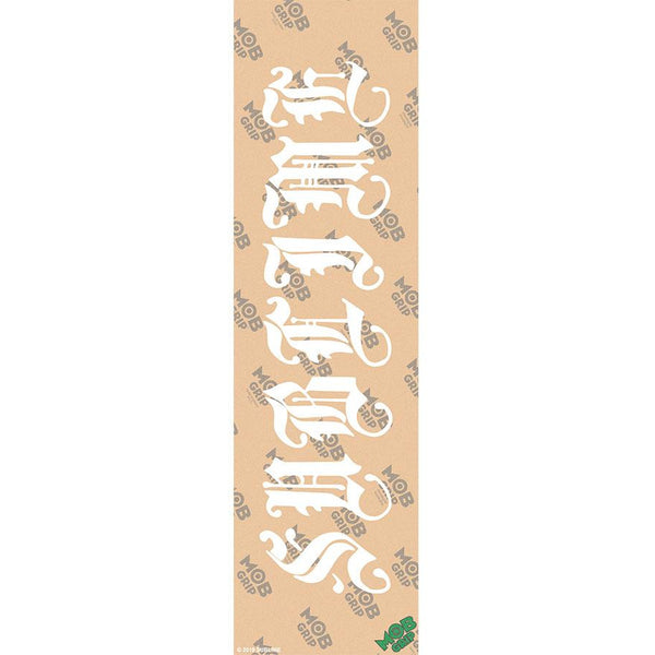 MOB SUBLIME OLD ENGLISH GRAPHIC GRIPTAPE - CLEAR