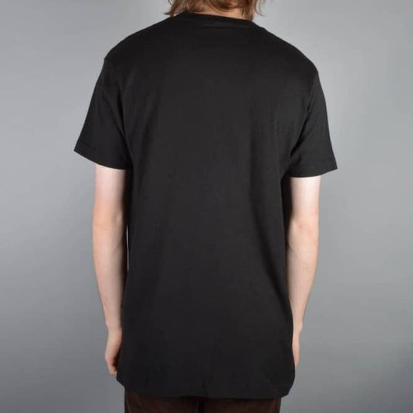VOLUME 4 VOL 4 LISTEN T-SHIRT - BLACK