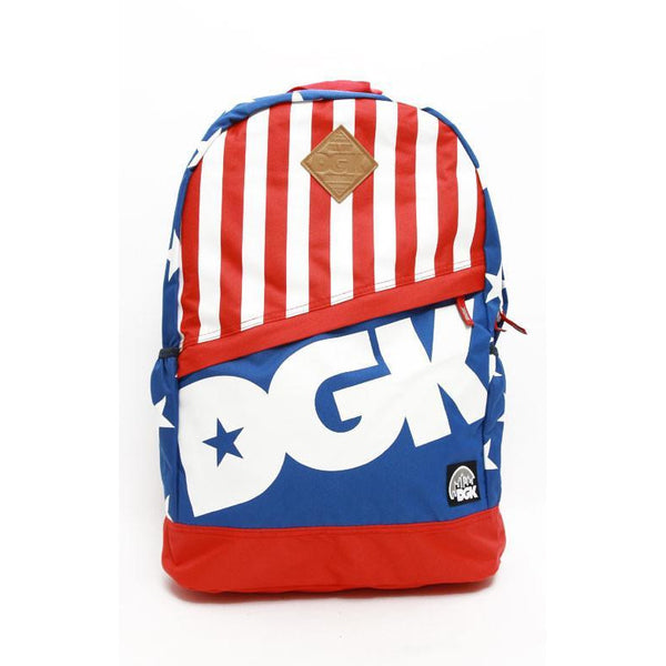 DGK ANGLE DELUXE BACKPACK - LIBERTY