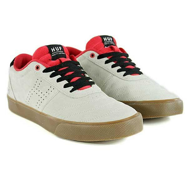 HUF GALAXY SKATE SHOES - OFF WHITE