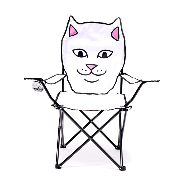 RIPNDIP LORD NERMAL BEACH CHAIR - WHITE