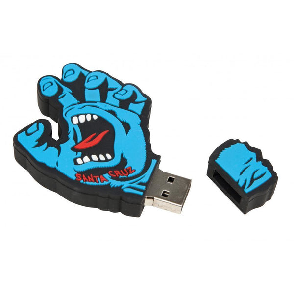 SANTA CRUZ SCREAMING HAND MEMORY STICK