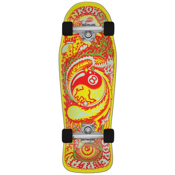 SANTA CRUZ WINKOWSKI DOPE PLANET COMPLETE CRUISER YELLOW - 30.54""