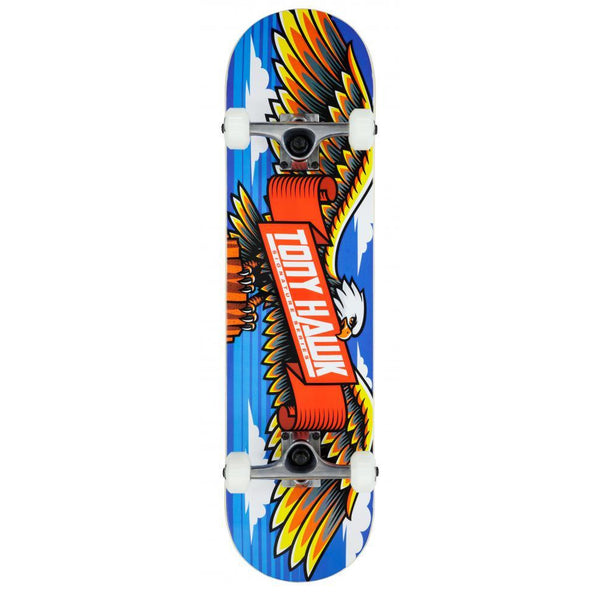 TONY HAWK SS 180 WINGSPAN COMPLETE SKATEBOARD MULTI - 8""