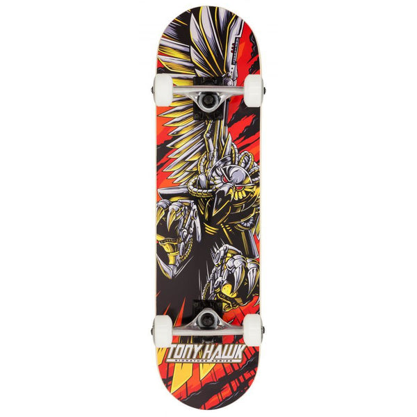 TONY HAWK SS 360 HUNTER MINI COMPLETE SKATEBOARD RED - 7.5""