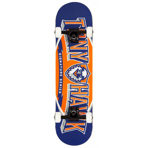 TONY HAWK SS 540 TEAM COMPLETE SKATEBOARD ORANGE - 8""