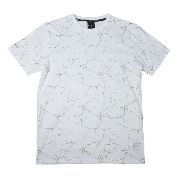 KING APPAREL ETHICS T-SHIRT - WHITE