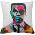 D3 KANYE ALBUMS THROW PILLOW