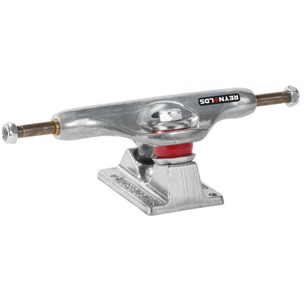 INDEPENDENT LOW HOLLOW STAGE 11 REYNOLDS SILVER SKATEBOARD TRUCKS