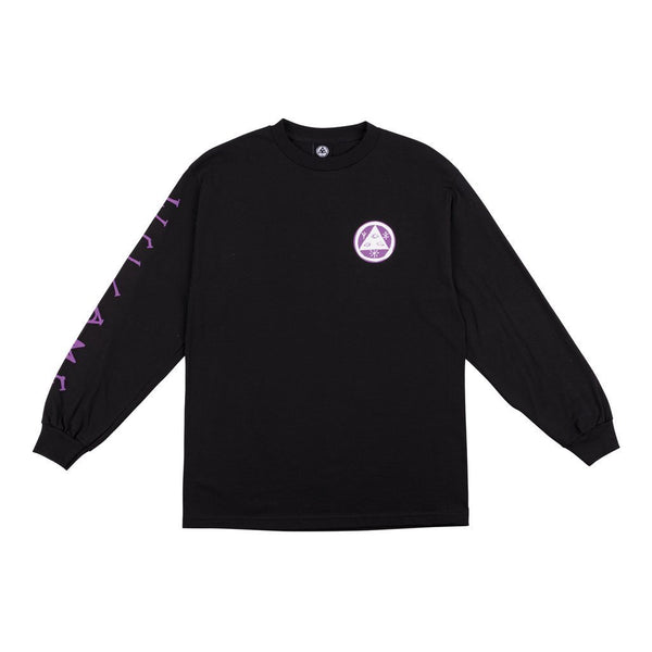 WELCOME SKATEBOARDS TALI SCRAWL LONG SLEEVE T-SHIRT